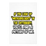 Microbiólogo en diccionario… mi imagen  papeleria de diseño
