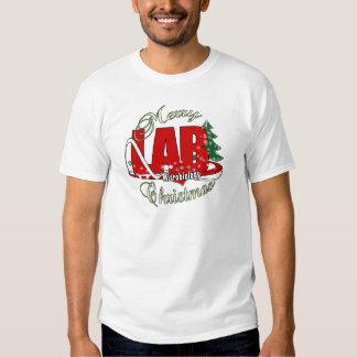 MICROBIOLOGY CHRISTMAS MEDICAL LABORATORY TECH T-Shirt