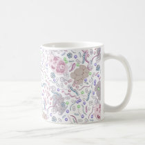 Microbiology Pattern Coffee Mug