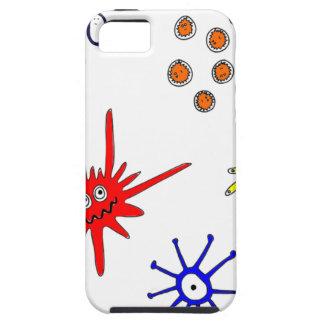 microbios funda para iPhone SE/5/5s