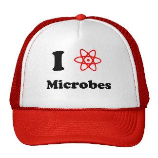 Microbios Gorras
