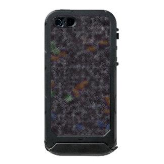 Microbios móviles funda para iPhone 5 incipio ATLAS ID