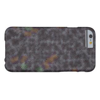 Microbios móviles funda para iPhone 6 barely there