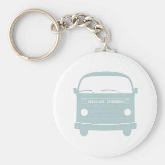 Microbus Keychain