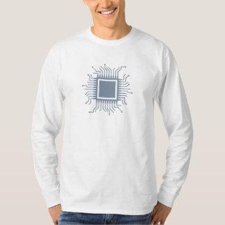 Microchip chip computer T-Shirt