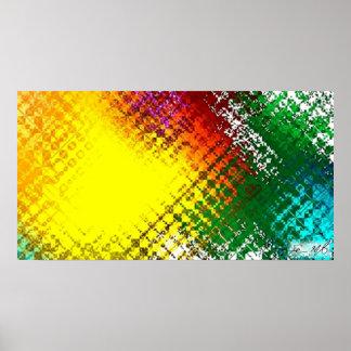 Microchip Rainbow Posters
