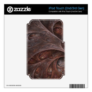 """""""Microcosm"""" iPod Touch 2G/3G Skin iPod Touch 2G Skin"""