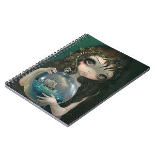 """""""Microcosm: Seascape"""" Notebook"""