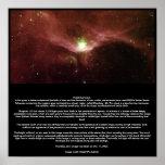 Microcosmos natal póster