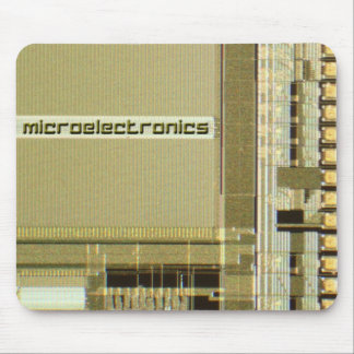 Microelectronics Mouse Pad