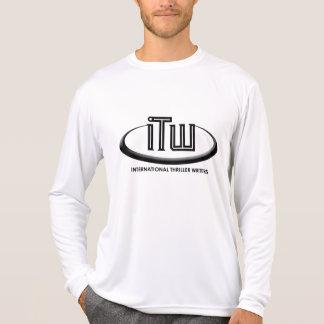 Microfiber Long-Sleeve T Tee Shirts