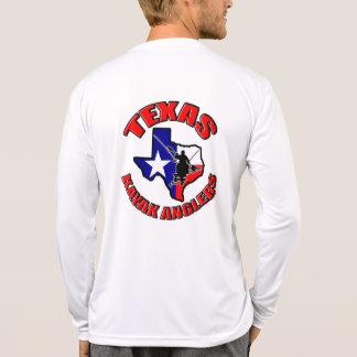 Microfiber Texas Kayak Angler T Shirts