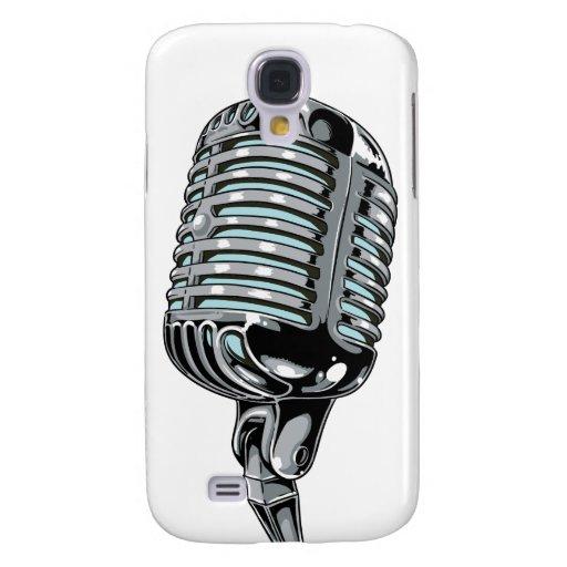 micrófono de la caja de iPod Funda Para Galaxy S4