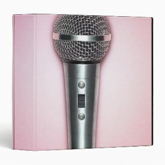 Micrófono del cromo