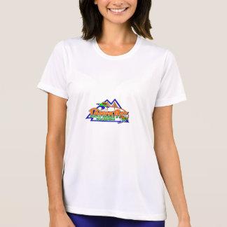 Micrófono del esquí de la nieve de Tampa Baya y Camisetas