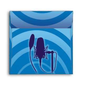 Micrófono del estudio