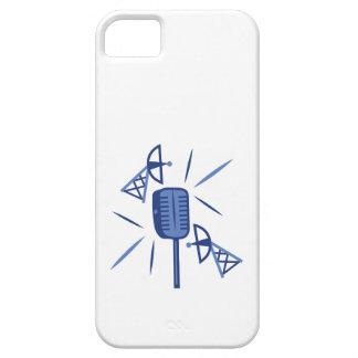 Micrófono iPhone 5 Case-Mate Fundas