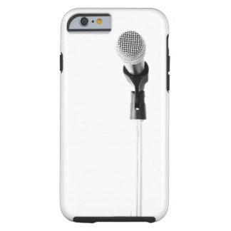 Micrófono Funda De iPhone 6 Tough