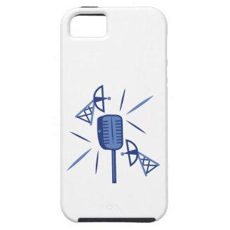 Micrófono iPhone 5 Case-Mate Funda