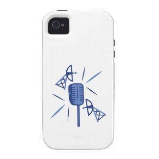 Micrófono Vibe iPhone 4 Funda