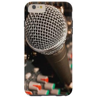 Micrófono Funda Resistente iPhone 6 Plus