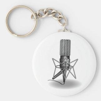 Micrófono Llaveros