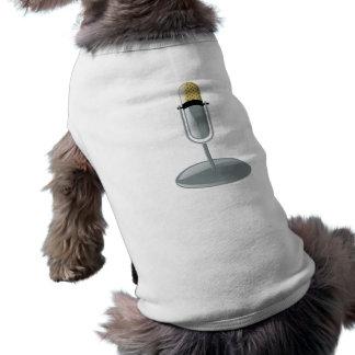 Micrófono Prenda Mascota