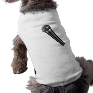 Micrófono Camisa De Perrito