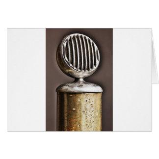 Micrófono Felicitación