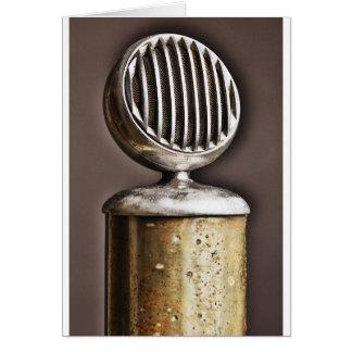 Micrófono Felicitacion