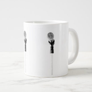 Micrófono Taza Grande