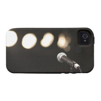 Micrófono y proyectores Case-Mate iPhone 4 carcasa