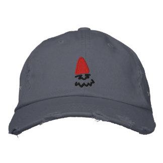 Micrognome Hat Embroidered Baseball Caps