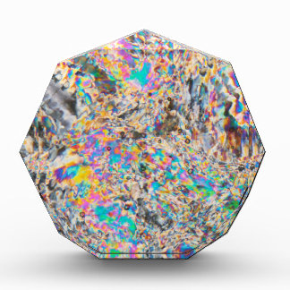 Micrográfo del alabastro