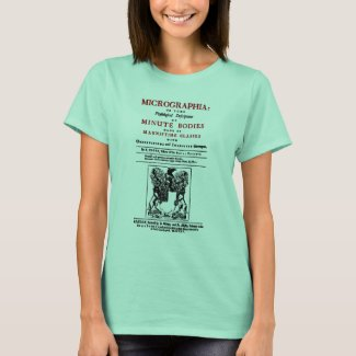Micrographia T-Shirt