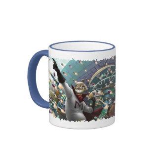 Micromajig Master Ringer Coffee Mug