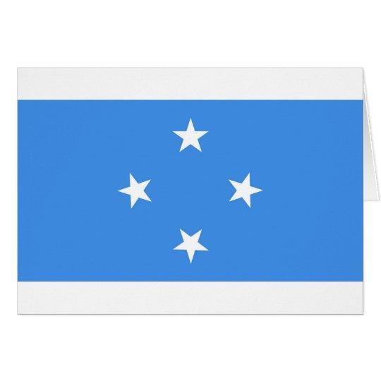 Micronesia Card