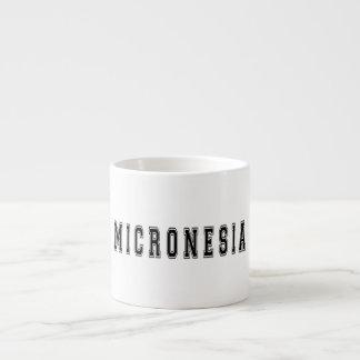 Micronesia Espresso Cup