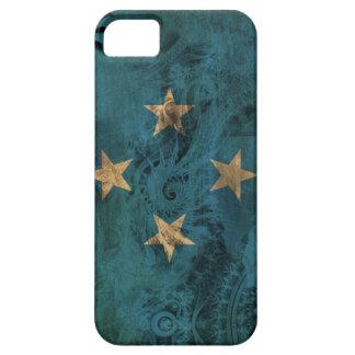 Micronesia Flag iPhone 5 Covers