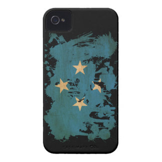 Micronesia Flag Case-Mate Blackberry Case