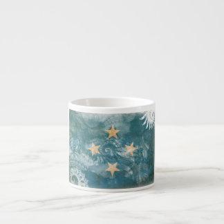Micronesia Flag Espresso Cup