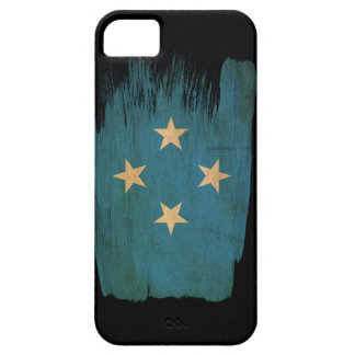 Micronesia Flag iPhone SE/5/5s Case