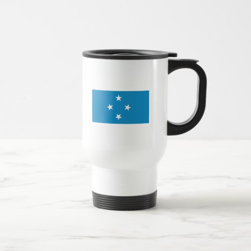 Micronesia Flag Mug