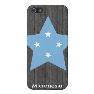 Micronesia iPhone 5 Cárcasa