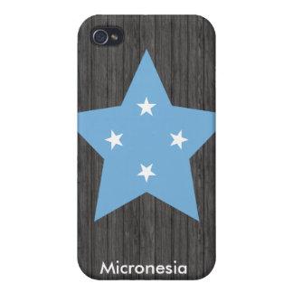 Micronesia iPhone 4 Cobertura