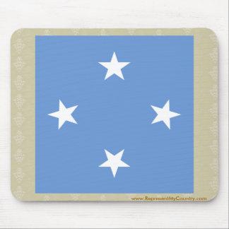 Micronesia High quality Flag Mouse Pad