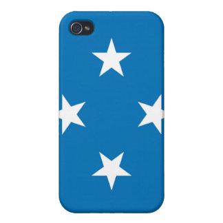 Micronesia iPhone 4/4S Covers
