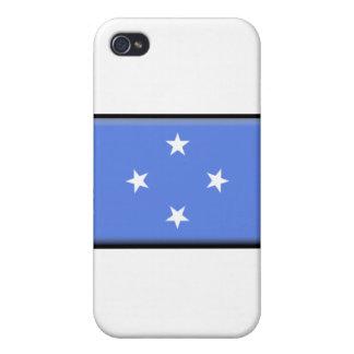 Micronesia iPhone 4/4S Cover