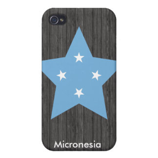 Micronesia Covers For iPhone 4