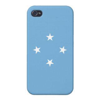 Micronesia – Micronesian Flag iPhone 4/4S Cover